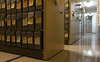 Magasin d'archives Sœur-Florence-Bertrand