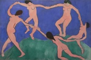 Henri Matisse, La danse. 1910.