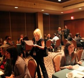 L'expérience de mentorat du congrès 2014 – un anaprès!