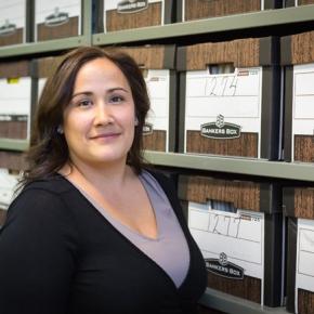 Vie d'archiviste : KarineBoisvert
