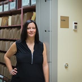 Vie d'archiviste : MarièveMantha
