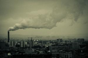 Pollution Damián Bakarcic