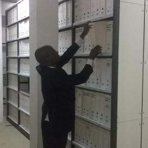 Vie d'archiviste : AdamaAly