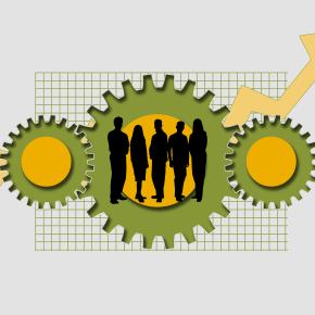 La gestion des ressources humaines dans un contexte decroissance