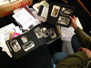 Photos d'archives Manoir Taylor