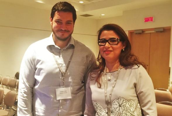 Jonathan David et Basma Makhlouf-Shabou