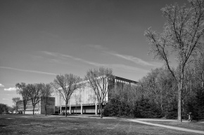 Histoire de la bibliothèque de l'Université Laval : Entretien avec RichardDufour