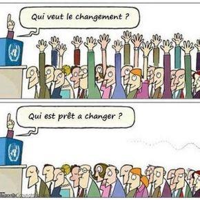 La résistance au changement : l'éviter en 4étapes