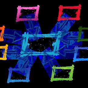 Gestion de l'information en grandes entreprises : la recherche de la convergence par une stratégie pluridisciplinaire globale etintégrée