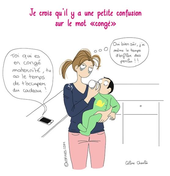 conge maternite