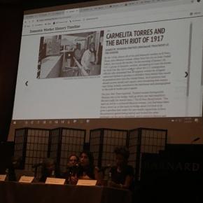 L'éthique, la justice sociale et les archives. Compte-rendu de la Scholar and FeministConference