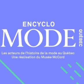 Nouvelle plateforme EncycloMode QC : Entretien avec CynthiaCooper
