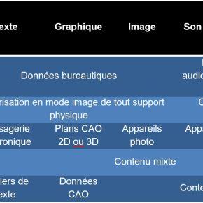 Dématique et SAE (26) : La Fonction conservation sécurisée des données (6) – Processus de conversion de formats defichiers