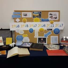 Les enseignants et leurs archives : Le projet du Cégep Saint-Jean-sur-Richelieu