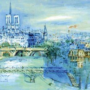Un fauteuil sur la Seine, un regard vers le passé par lesarchives