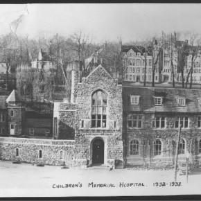 Les archives des bâtiments de l'Hôpital de Montréal pour enfants : témoins de la vie communautaire dans les soins desanté
