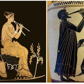 Les archives musicales de la Grèceantique